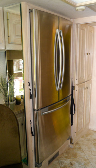 Refrigerator-Electrical